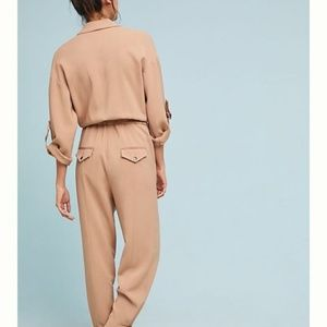 Tracy Reese Pants - Anthropologie Tracy Reese Tailored Jumpsuit M